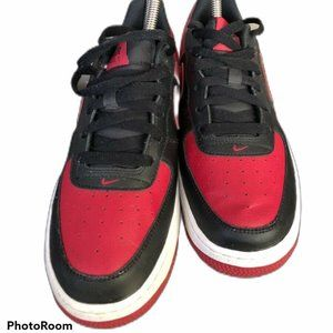 Nike Air Force 1 Bred 596728-016 Youth Sz 7Y 40EUR